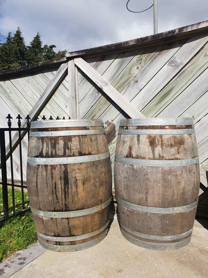 Photo of item: Wine Barrels